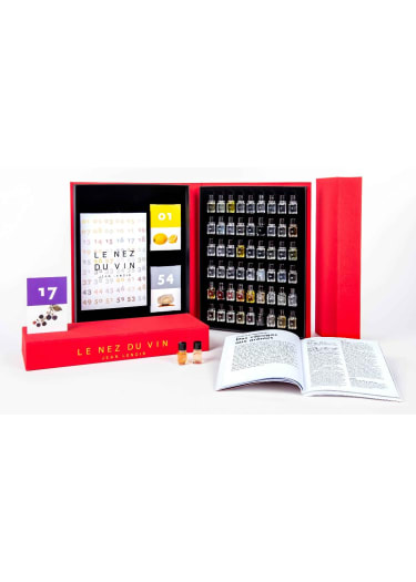 Nez du Vin – Coffret de 54 arômes