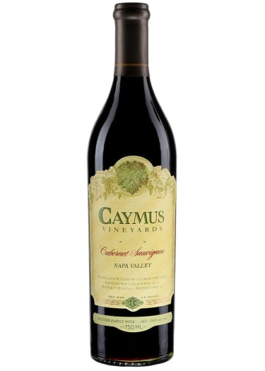 Cabernet-Sauvignon Napa Valley Caymus Vineyards 1997 – 750mL