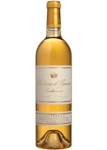 Sauternes 1er cru supérieur classé Château d'Yquem 1990 – 1.5L