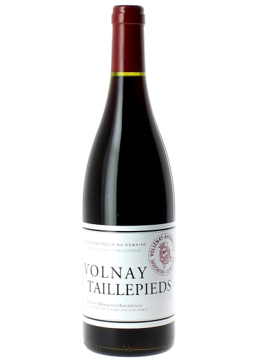 Volnay Taillepieds 1er cru Domaine Marquis d'Angerville 2002 – 750mL