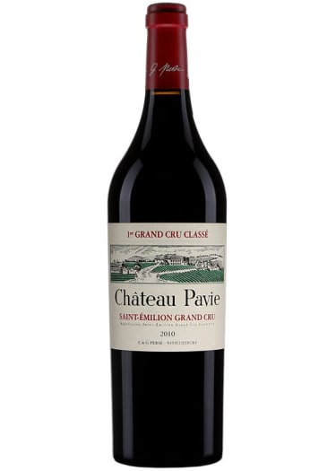 Saint-Emilion Grand Cru 1er grand cru classé « A » Château Pavie 2015 – 750mL
