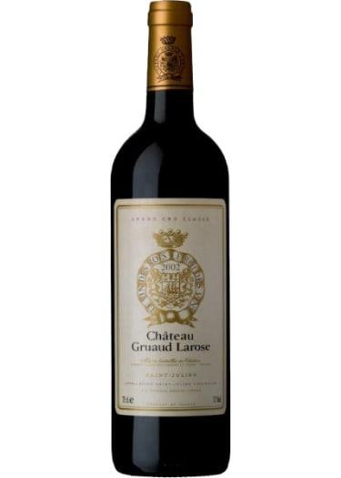 Saint-Julien Grand cru classé Château Gruaud Larose 2001 – 750mL