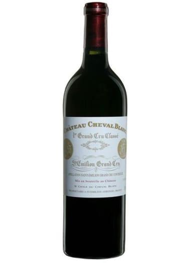 Saint-Emilion Grand Cru 1er grand cru classé «A» Château Cheval Blanc 2004 – 750mL