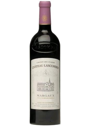 Margaux Grand cru classé Château Lascombes 2000 – 750mL