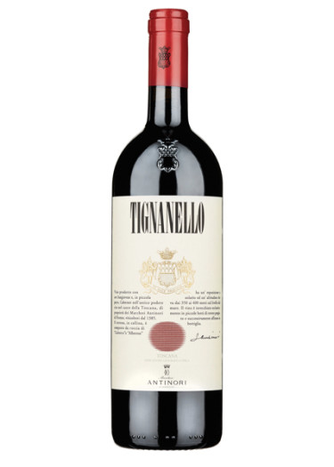 Toscana Tignanello Marchesi Antinori 1995 – 750mL