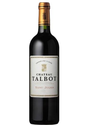 Saint-Julien Grand cru classé Château Talbot 1982 – 750mL