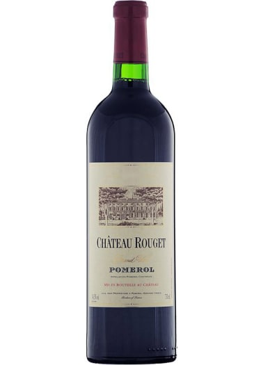Pomerol Château Rouget 2015 – 750mL