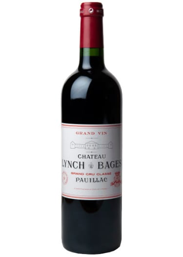 Pauillac Grand cru classé Château Lynch-Bages 1985 – 750mL