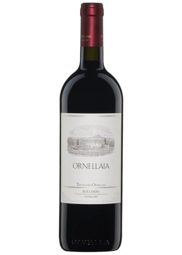 Bolgheri Superiore Ornellaia Tenuta dell'Ornellaia 2000 – 750mL