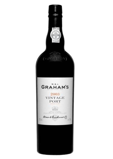 Porto Vintage Graham's 2000 – 750mL