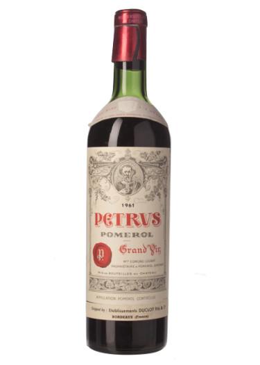 Pomerol Pétrus 1961 – 750mL