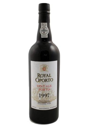 Porto Vintage Royal Oporto Real Companhia Velha 1997 – 750mL