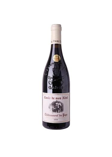 Châteauneuf-du-Pape Cuvée de mon Aïeul Domaine Pierre Usseglio & Fils 2000 – 750mL