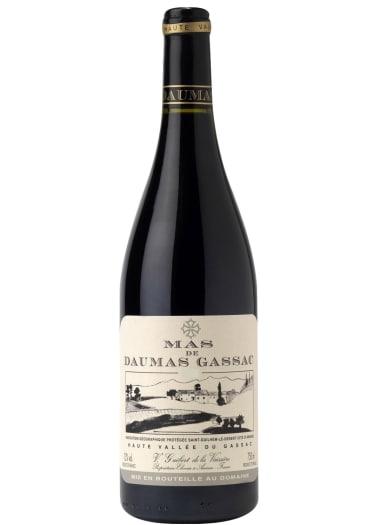 Vin de Pays de l'Hérault Mas de Daumas Gassac 2001 – 750mL