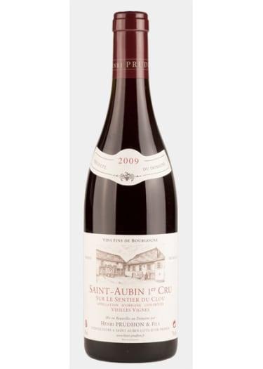 Saint-Aubin 1er cru Sur le Sentier du Clou Vieilles Vignes Domaine Henri Prudhon & Fils 2011 – 750mL