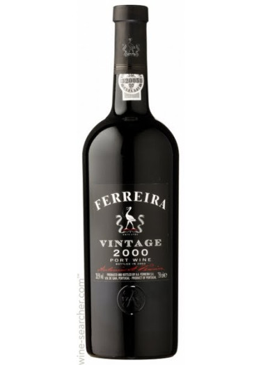Porto Vintage Ferreira 2000 – 750mL
