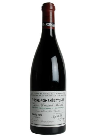 Vosne-Romanée 1er cru Cuvée Duvault-Blochet Domaine de la Romanée-Conti 1999 – 750mL