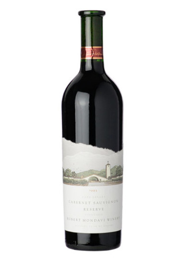 Cabernet-Sauvignon Napa Valley Reserve Robert Mondavi Winery 1999 – 750mL