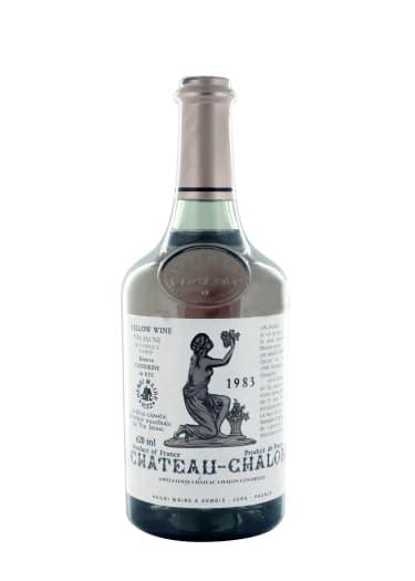 Château-Chalon Vin jaune Réserve Catherine de Rye Henri Maire 1975 – 620mL