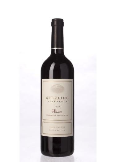 Cabernet-Sauvignon Napa Valley Reserve Sterling Vineyards 1999 – 750mL