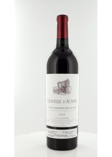 Saint-Emilion Grand Cru Chapelle d'Ausone 2005 – 750mL