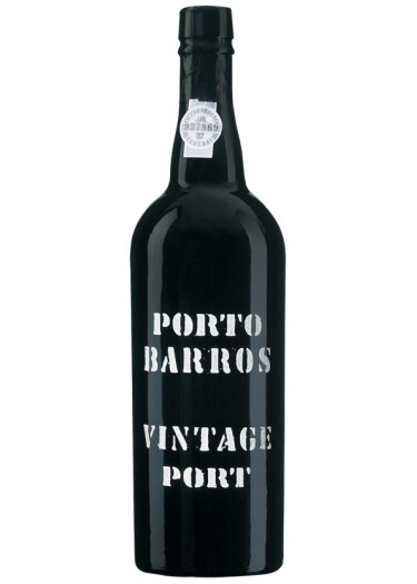 Porto Vintage Barros 2000 – 750mL