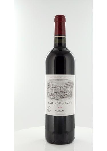 Pauillac Carruades de Lafite Château Lafite Rothschild 2004 – 750mL
