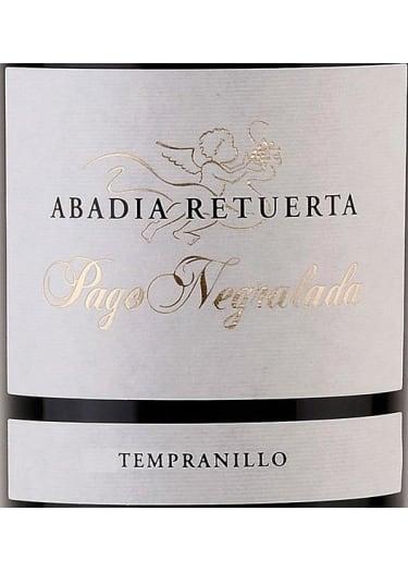 Tempranillo Vino de la tierra de Castilla Y León Pago Negralada Abadia Retuerta 2006 – 750mL