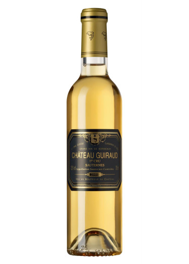 Sauternes 1er grand cru classé Château Guiraud 2001 – 375mL