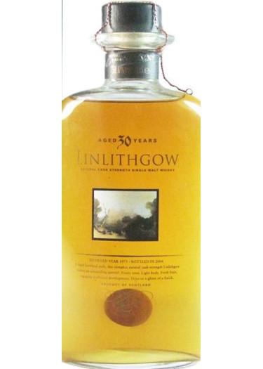 Single Malt Scotch Whisky Cask Strength 30 years  Linlithgow 1973 – 700mL