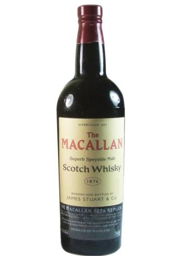 Superb Speyside Malt Scotch Whisky The Macallan Replica The Macallan – 700mL