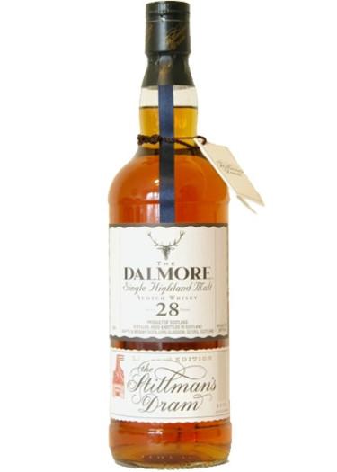 Single Malt Scotch Whisky 28 years The Stillman's Dram The Dalmore – 750mL