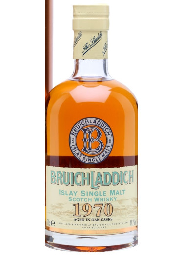 Single Malt Scotch Whisky Bruichladdich 1970 – 700mL