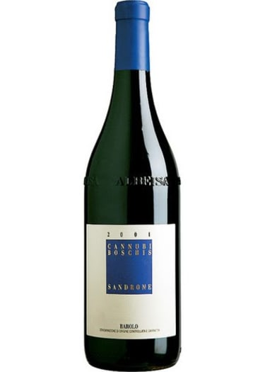 Barolo Cannubi Boschis Sandrone Luciano 1996 – 750mL