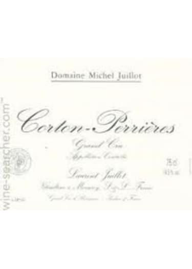 Corton Grand cru Perrières Domaine Michel Juillot 2005 – 750mL