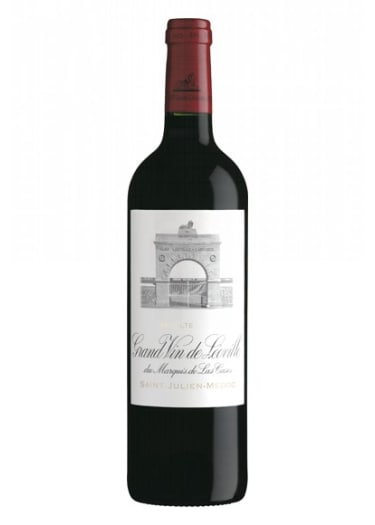 Saint-Julien Grand cru classé Grand Vin de Léoville du Marquis de Las Cases Château Léoville Las Cases 2011 – 750mL