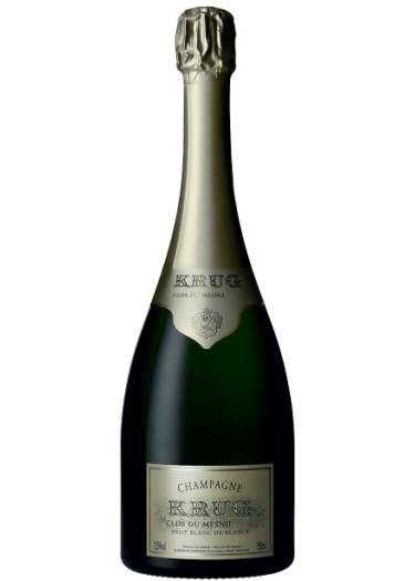 Champagne Brut Clos du Mesnil Blanc de Blancs Krug 1982 – 750mL