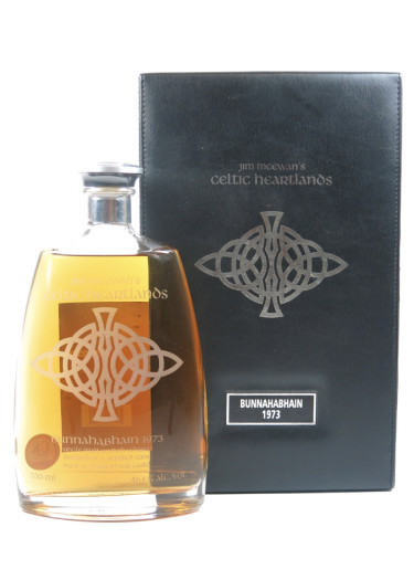 Islay Single Malt Scotch Whisky Celtic Heartlands  Bunnahabhain 1973 – 700mL