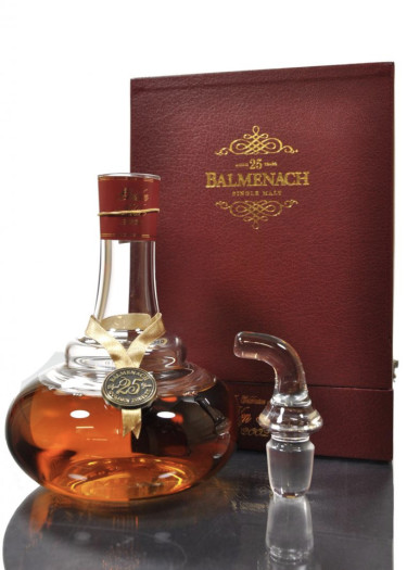 Single Malt Scotch Whisky 25 years Golden Jubilee Balmenach 2002 – 700mL
