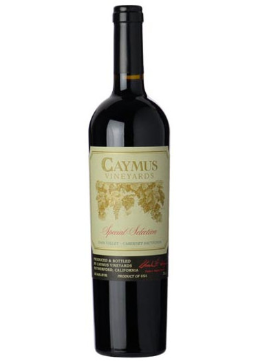 Cabernet-Sauvignon Napa Valley Special Selection Caymus Vineyards 1997 – 750mL
