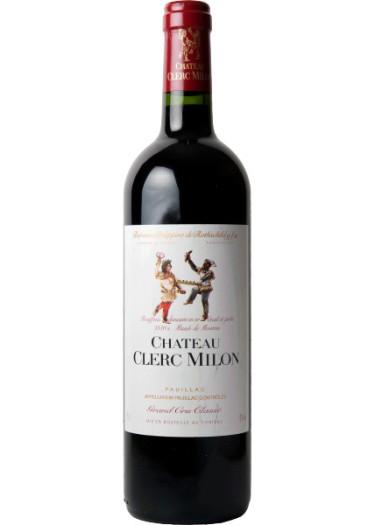 Pauillac Grand cru classé Château Clerc Milon 1999 – 750mL