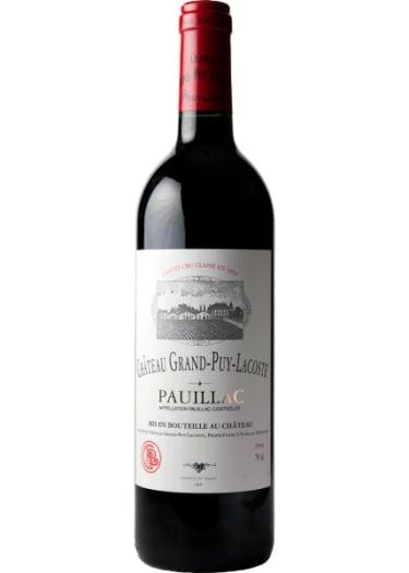 Pauillac Grand cru classé Château Grand-Puy-Lacoste 2009 – 750mL