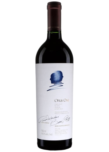 Napa Valley Opus One 1996 – 750mL