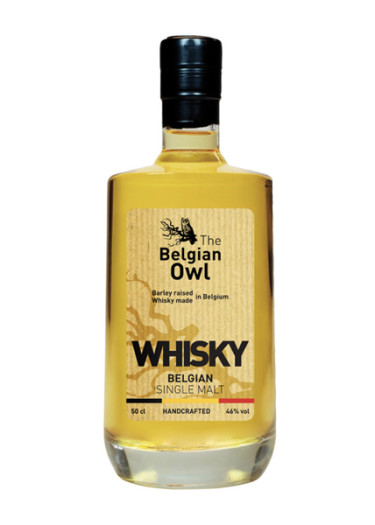 The Belgian Owl Whisky Belgian Single Malt The Owl Distillery – 500mL