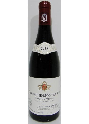 Chassagne-Montrachet 1er cru Morgeot Jean-Claude Ramonet 2014 – 750mL