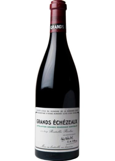 Grands-Échezeaux Grand cru Domaine de la Romanée-Conti 2002 – 750mL