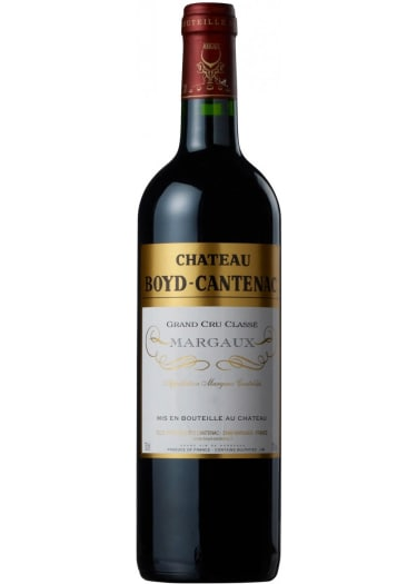 Margaux Grand cru classé Château Boyd Cantenac 2005 – 750mL