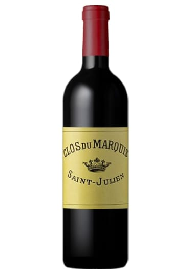 Saint-Julien Clos du Marquis Château Léoville Las Cases 2003 – 750mL