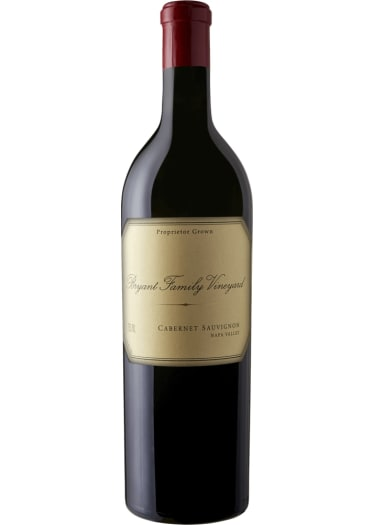 Cabernet-Sauvignon Napa Valley Bryant Family Vineyard 2013 – 750mL