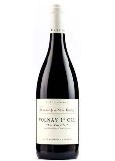 Volnay 1er cru Les Carelles Domaine Jean-Marc Bouley 2009 – 750mL